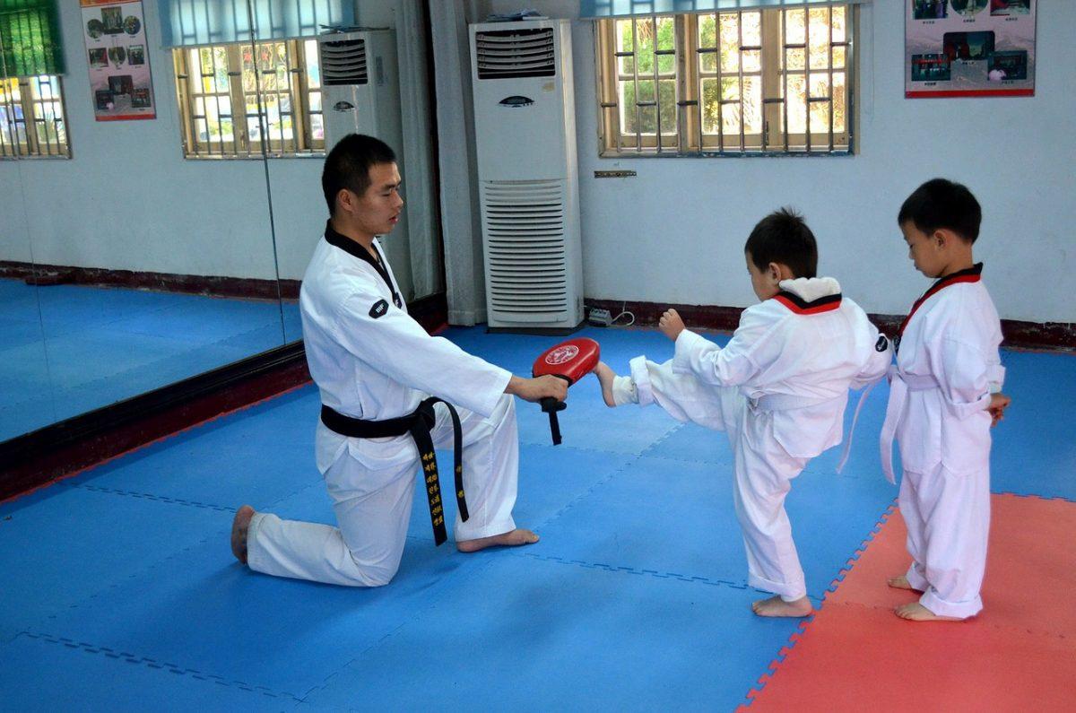 Taekwondo Schwarz Gürtel Testtipps
